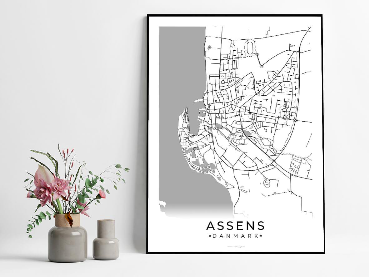 Assens-hvid-byplakat