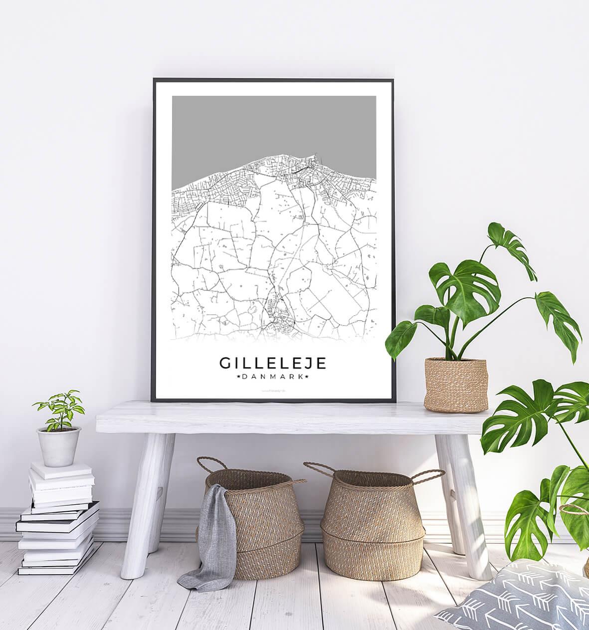 Gilleleje-hvid-byplakat-1