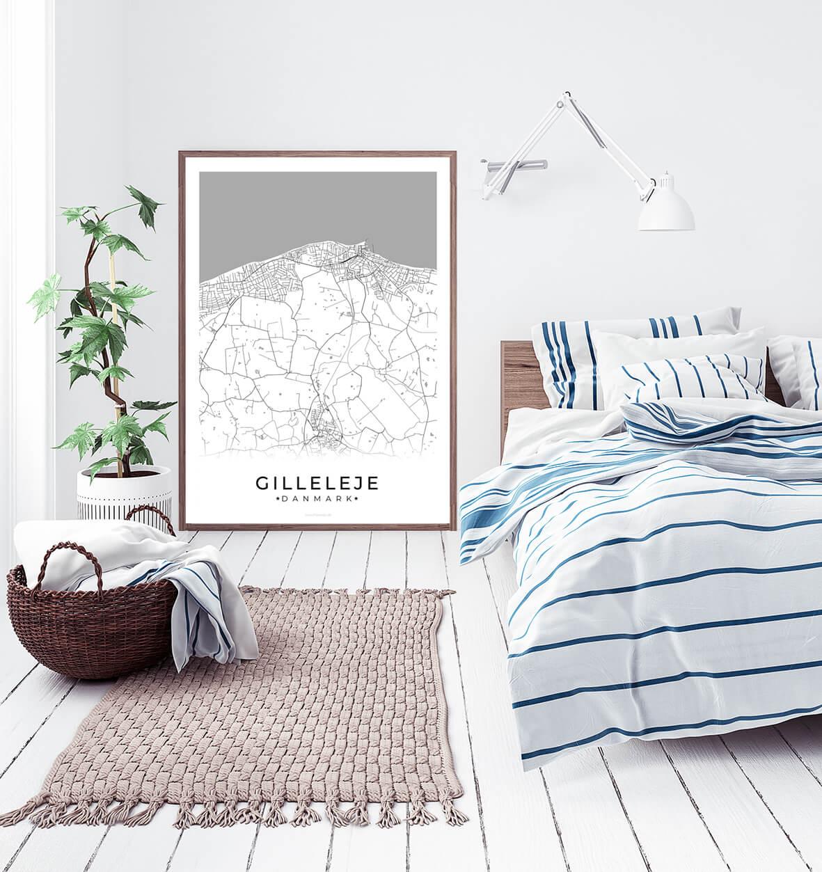 Gilleleje-hvid-byplakat-2