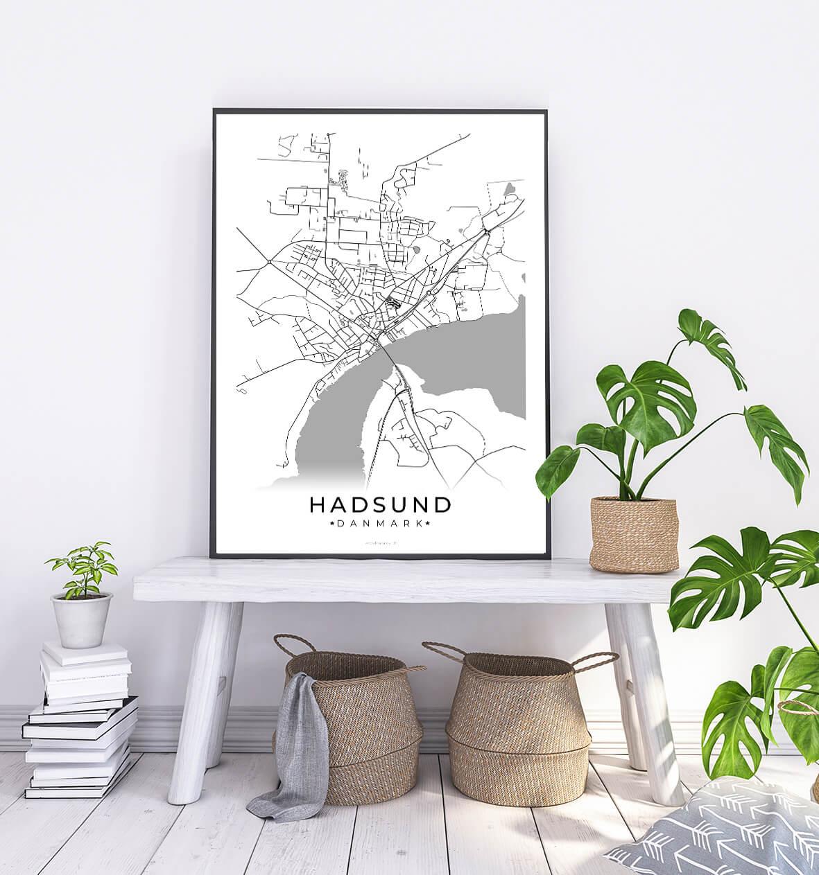 Hadsund-hvid-byplakat-1