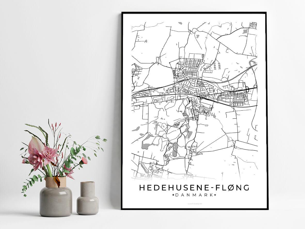 Hedehusene-Floeng-hvid-byplakat