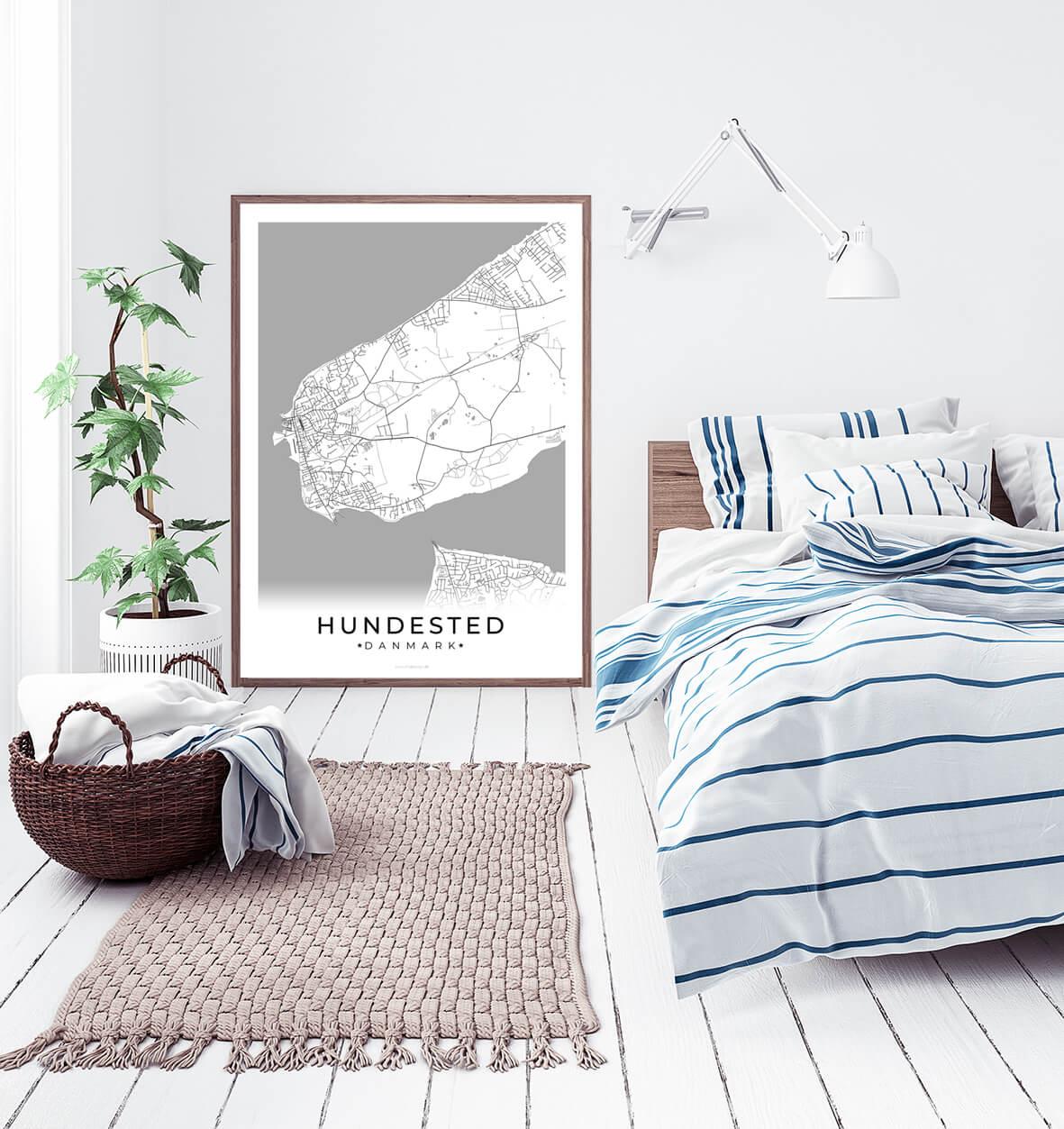 Hundested-hvid-byplakat-2