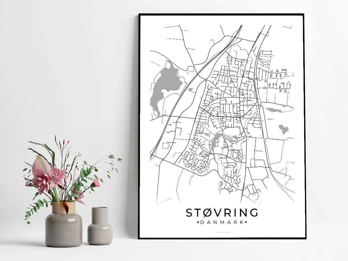 Stoevring-hvid-byplakat
