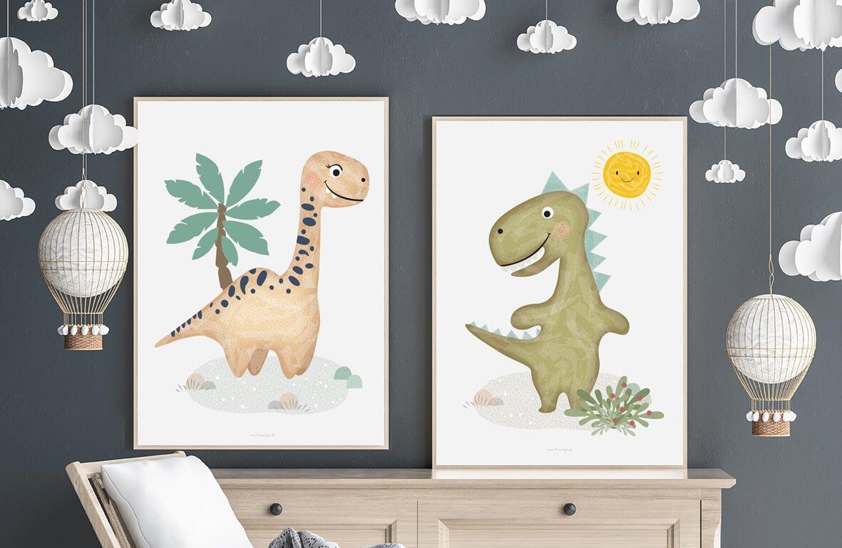 plakat-med-dinosaur-3