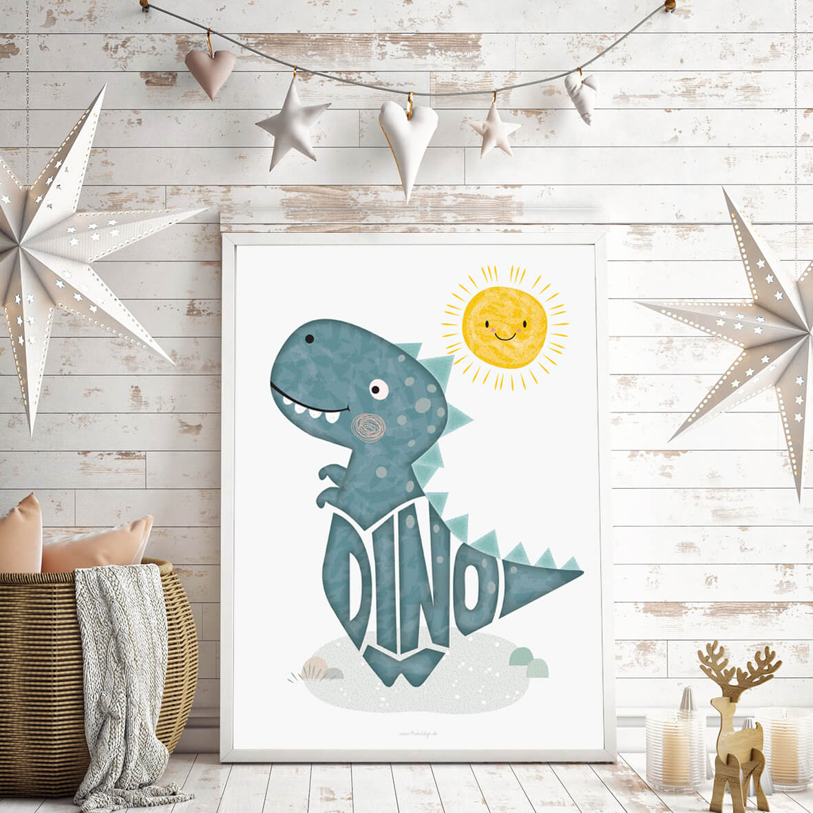 t-rex-plakat-boernevaerelset-2