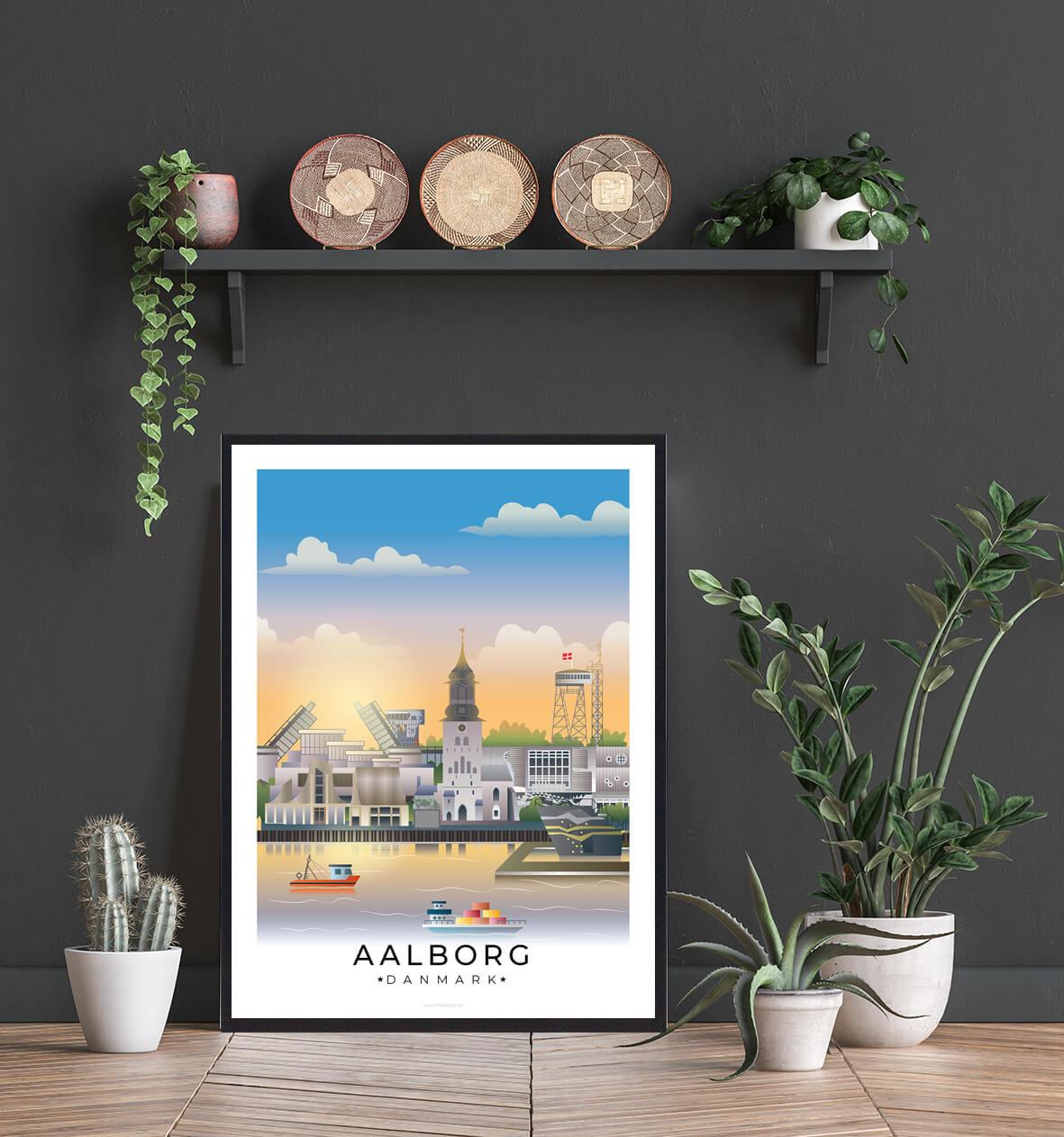 Aalborg-byplakat-boligen