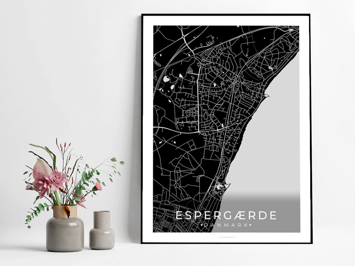 Espegaerde-byplakat-sort-3