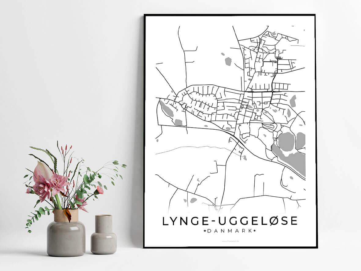 Lynge-uggeloese-byplakat-billig-1