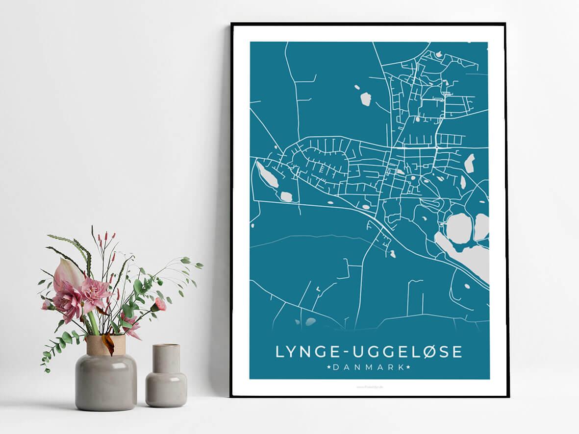 Lynge-uggerloese-byplakat-blaa-3