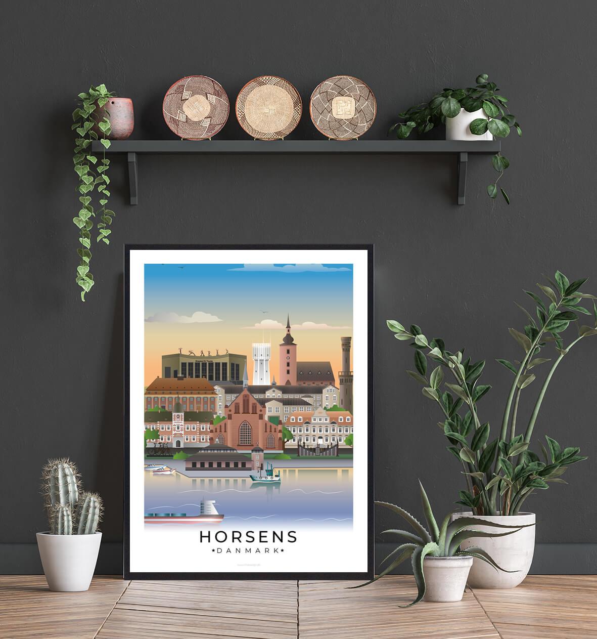 Horsens-byplakat-1