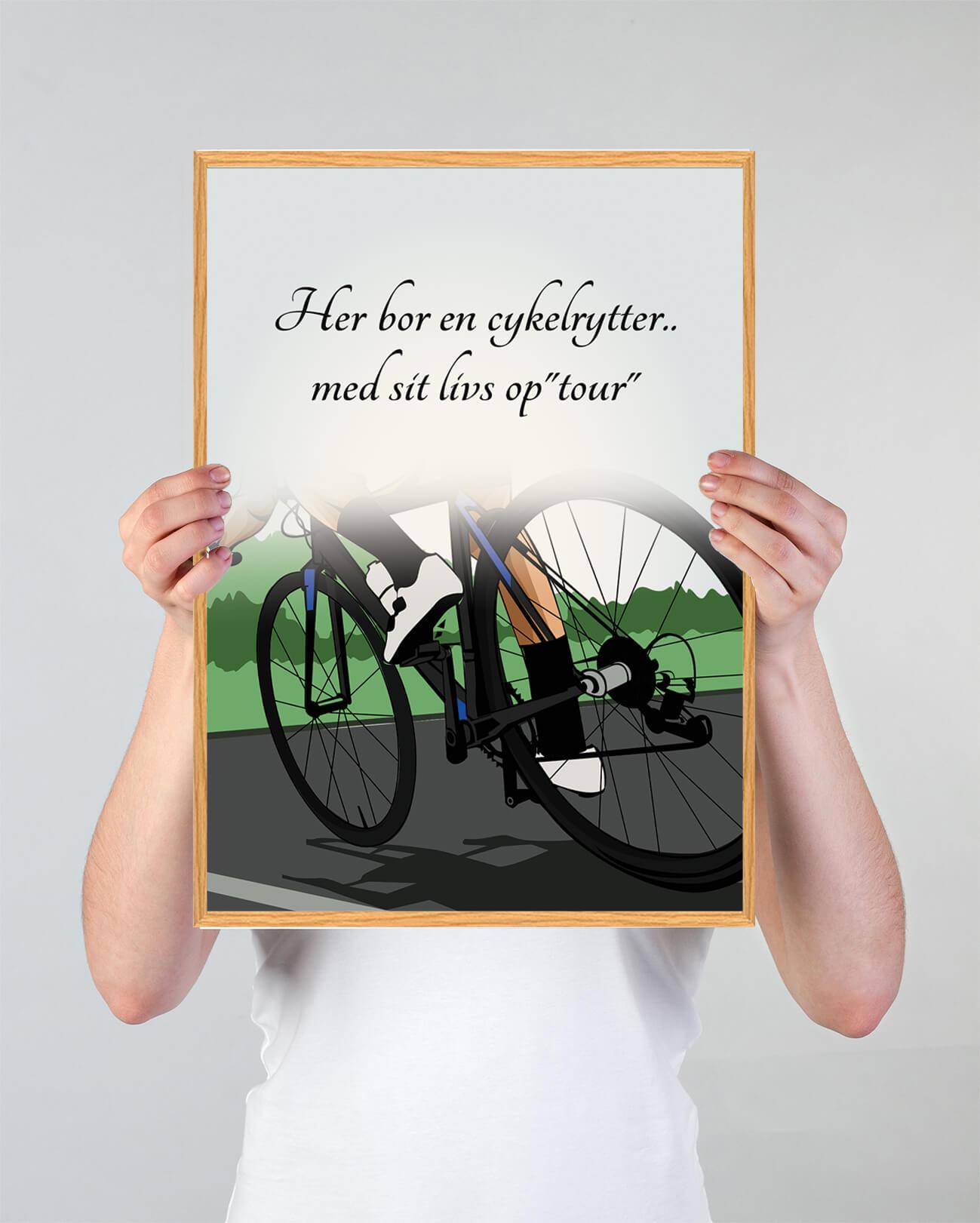 her-bor-en-cykelrytter