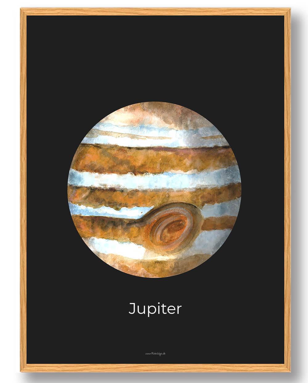 Jupiter - rumplakat