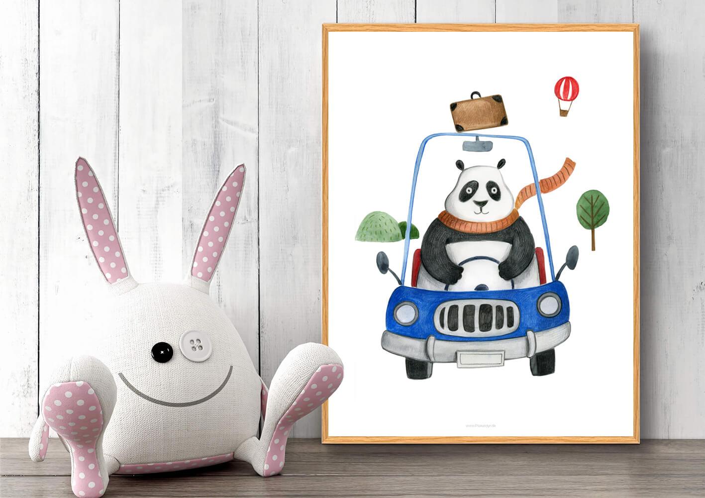 Panda-boerneplakat-bil-2
