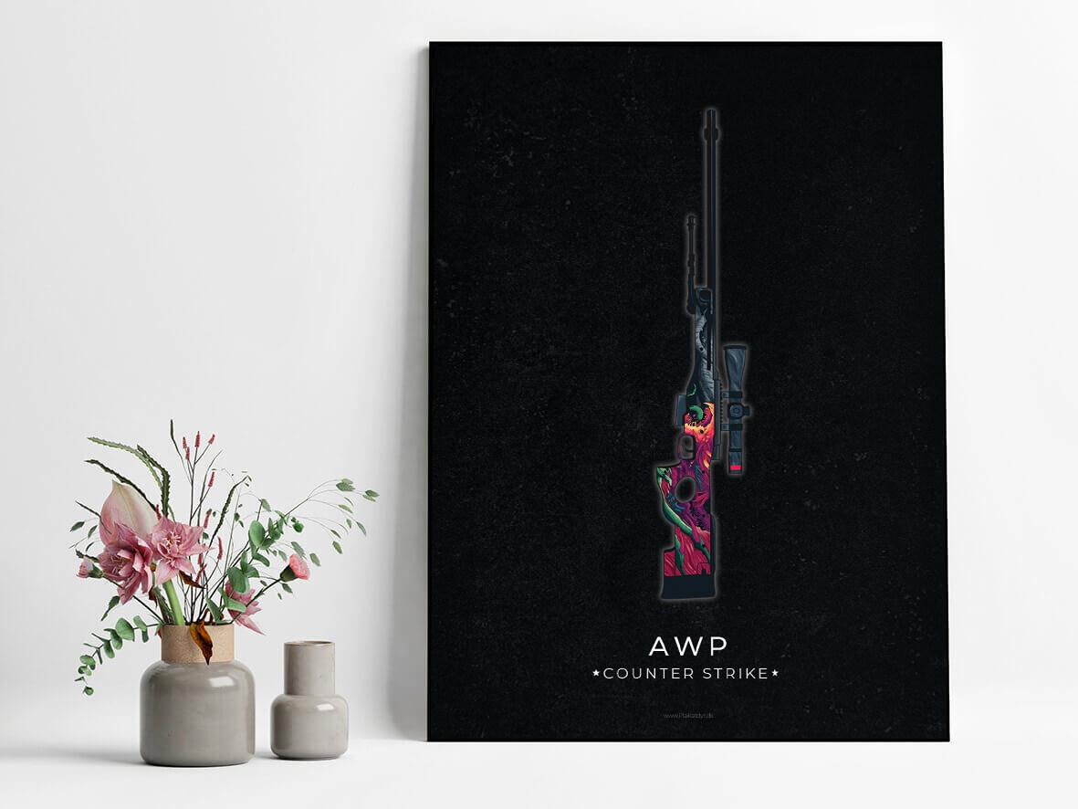 AWP-csgo-poster-2