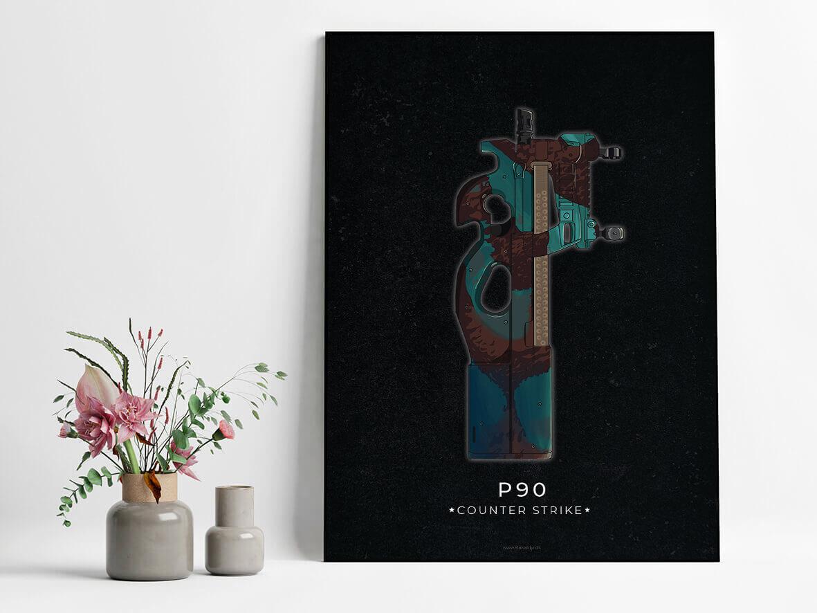 P90-csgo-poster-2