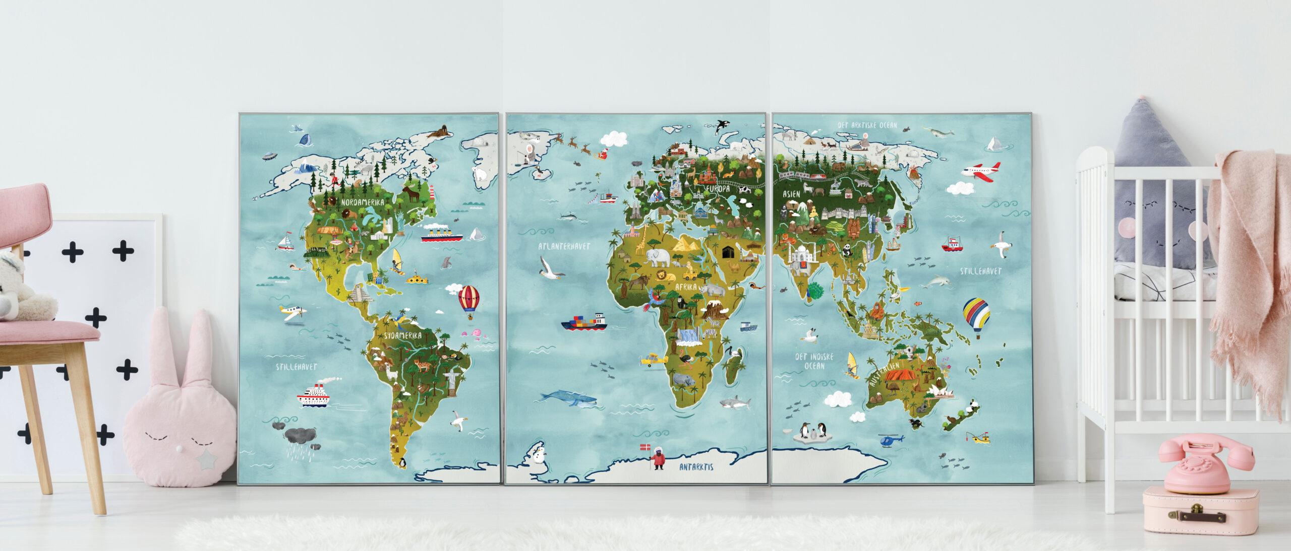 verdenskort-Boerne-haandtegnet-2