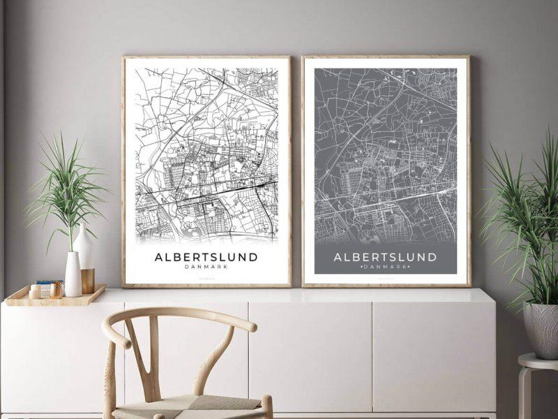 Albertslund-bykort-billig