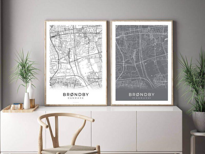 Broendby-bykort-billig