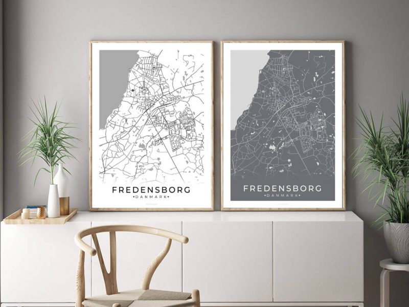 Fredensborg-bykort-billig