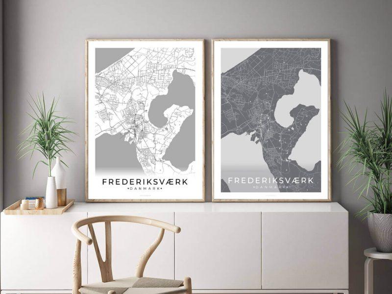 Frederiksvaerk.bykort-billig