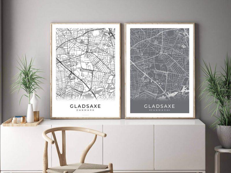 Gladsaxe-bykort-billig