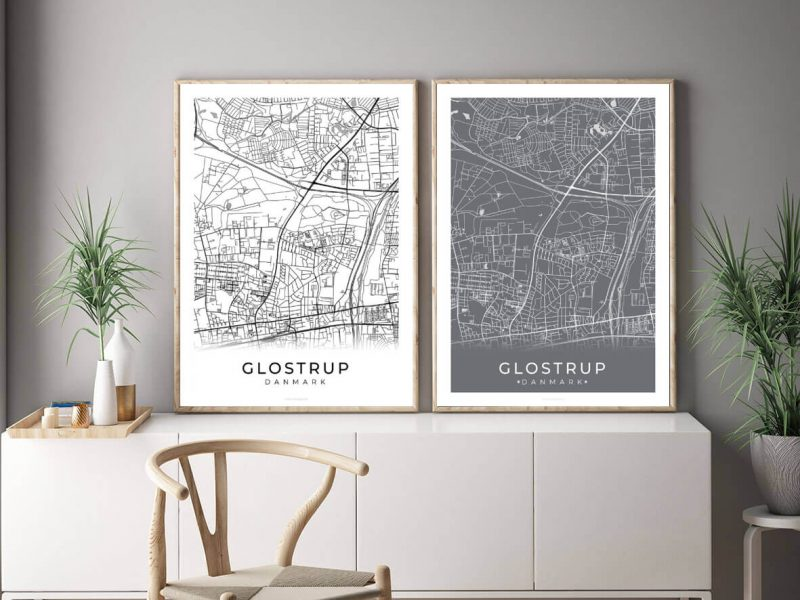 Glostrup-bykort-billig